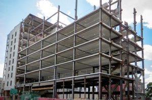 سازه فولادی | ساخت سازه | آهن | میلگرد