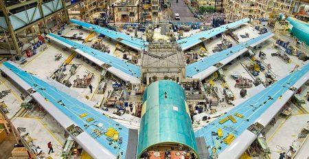 کاربرد فلز آلومینیوم درصنعت هواپیما سازی